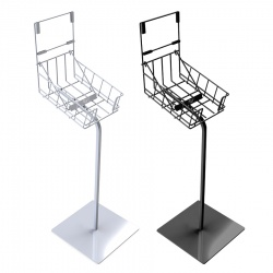 Wire Catalogue Stands