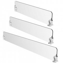 Divide-It Shelf Dividers 60mm