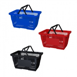 Small Shopping Baskets - 21L