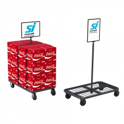 Bulk Goods Mobile Display