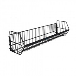 Wire Display Basket - Black