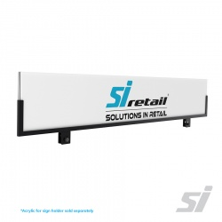 EZI-Q® Horizontal Sign Holders