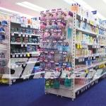 Versa White Shelving End Caps In Good Price Pharmacy