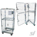 Rolling Stock Cage Trolley