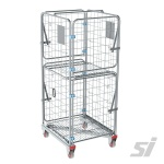 Stock Cage, Stock Trolley for Merchandising
