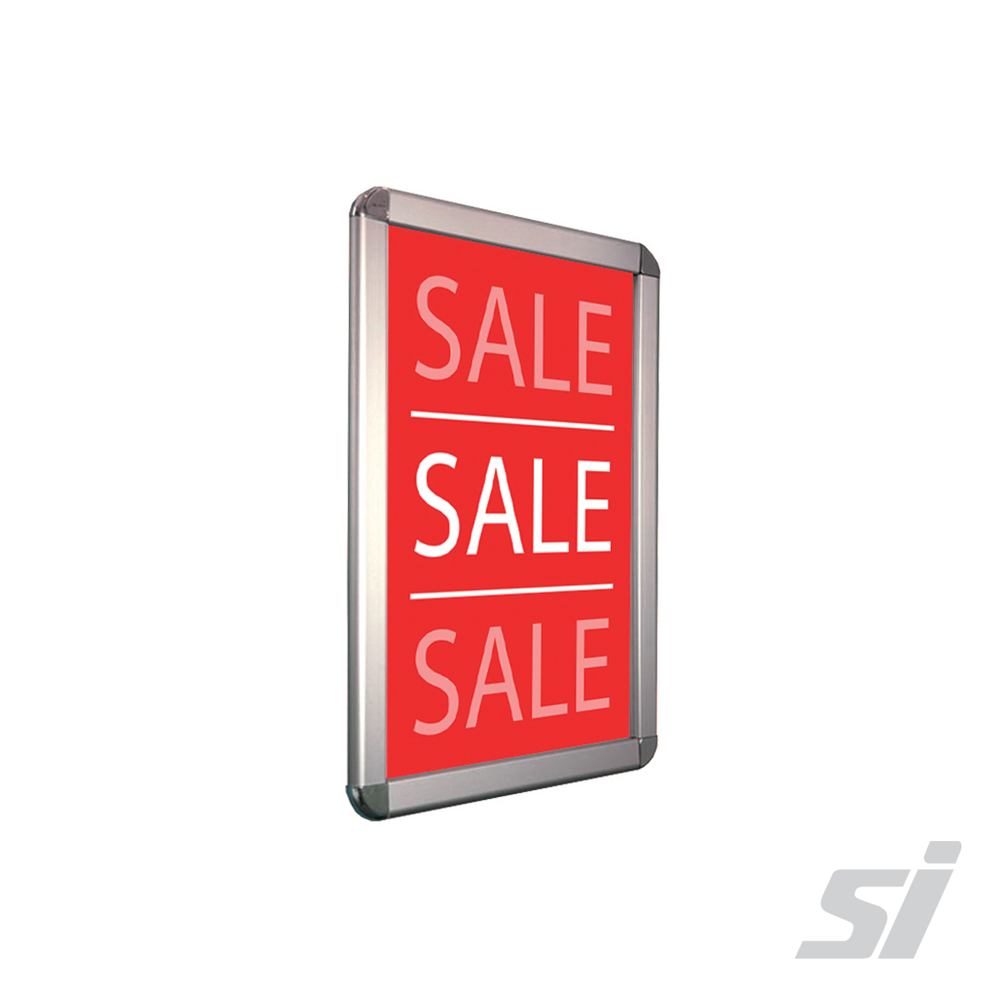 Si Retail Shop By Product Signage Sign Holders Ticket Frames