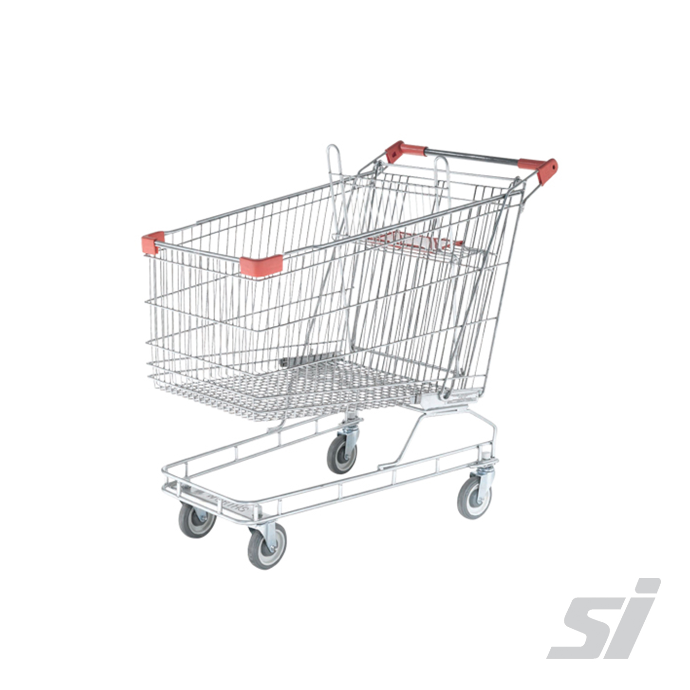 Shopping Trolley with Child Seat