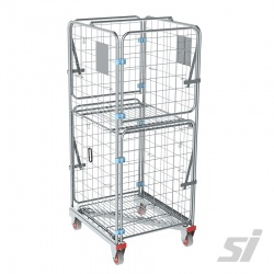 Rolling Stock Cage