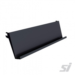 Magazine Shelf - Black