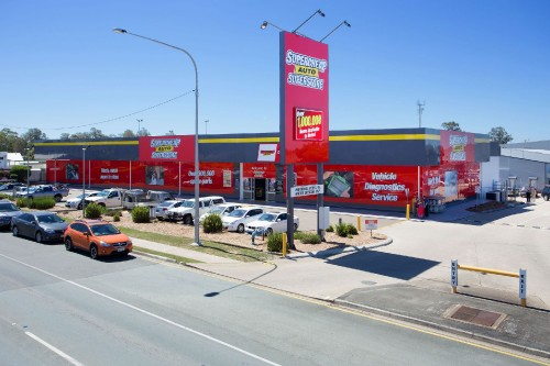PROVEN PARTNERS: Supercheap Auto and  SI Retail fitout partnership