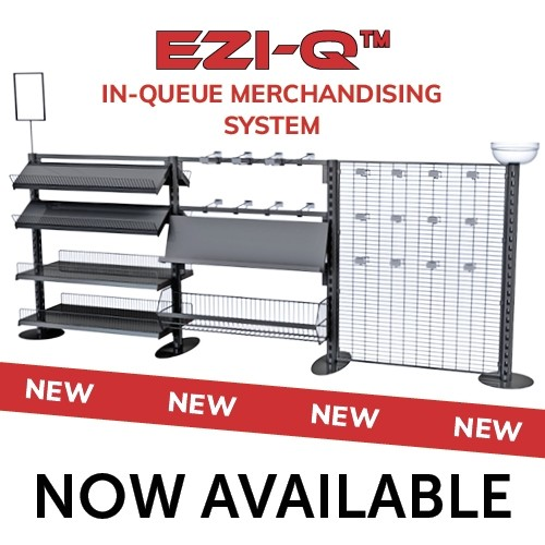 Increase Impulse Sales with EZI-Q™