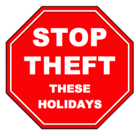 Stop theft in your store!